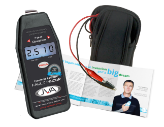 JVA Electric Fence Fault Finder