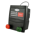 JVA RSG1 Portable Rechargable Electric Fence Energiser